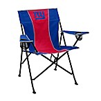 NFL New York Giants Foldable Pregame Chair
