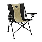 NFL New Orleans Saints Foldable Pregame Chair