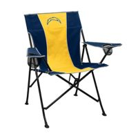 NFL Los Angeles Chargers Foldable Pregame Chair