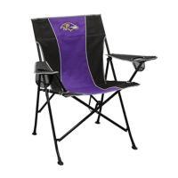 NFL Baltimore Ravens Foldable Pregame Chair