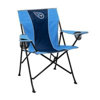 NFL Tennessee Titans Foldable Pregame Chair