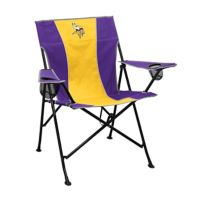 NFL Minnesota Vikings Foldable Pregame Chair