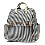 Babymel™ Robyn Convertible Diaper Bag in Navy Stripe