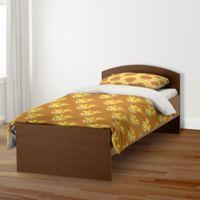 Designs Direct Giraffe Face Friend Twin Duvet Cover