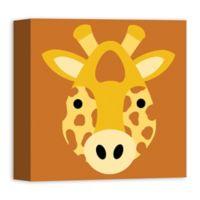 Designs Direct Giraffe Face Friend Canvas Art