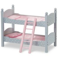 Olivia's Little World Doll Double Bunk Bed