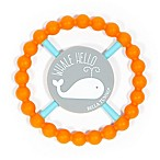 Bella Tunno™ Whale Hello Happy Teether in Orange