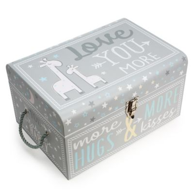 Genial Product Image For Tri Coastal Design Sweet Baby Of Mine Nested Boxes In  Grey (