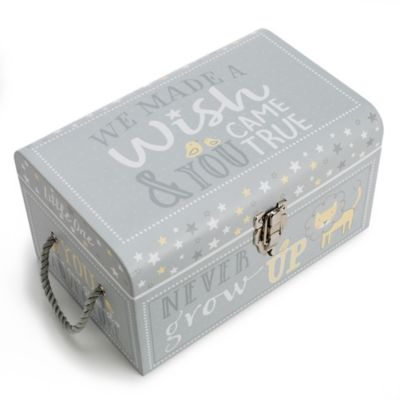 Product Image For Tri Coastal Design Sweet Baby Of Mine Nested Boxes In  Grey (