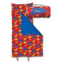 Stephen Joseph® Dino Print Nap Mat in Blue