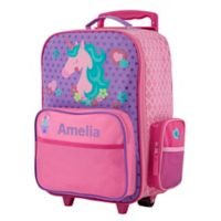 Stephen Joseph® Unicorn Rolling Luggage in Pink