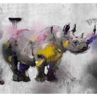PTM Images Safari Graffiti II 38-Inch x 28-Inch Canvas Wall Art