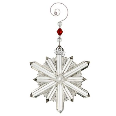Buy Waterford Ornaments from Bed Bath  Beyond