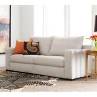Serta® Geneva 78-Inch Sofa in Beige