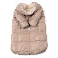 7AM Enfant Easy Cover Large Wearable Blanket in Beige