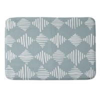 Deny Designs 24-Inch x 36-Inch Mareike Boehmer Sketches 1 Memory Foam Bath Mat
