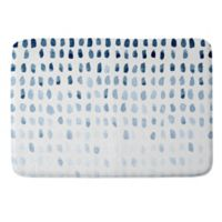 Deny Designs 17-Inch x 24-Inch Proof of Life Memory Foam Bath Mat