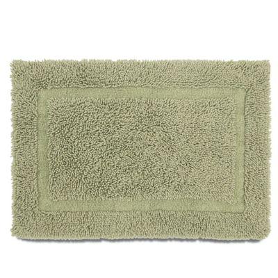 Martex Ringspun Bath Rug In Green