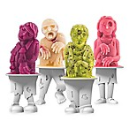 Tovolo® Pop Ice/Mold Zombie Tray in Lime Green