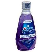 Crest® Pro-Health™ 33.8 fl. oz. Advanced Clean Mouthwash in Pure Mint