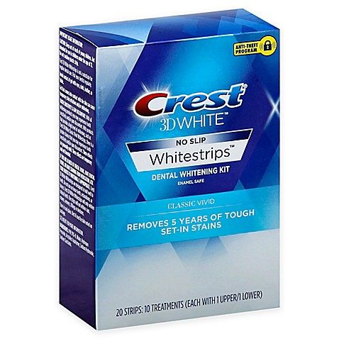 Bed Bath And Beyond Crest Whitestrips