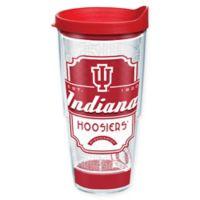 Tervis® NCAA Indiana University Hoosiers Prep Wrap 24 oz. Tumbler with Lid