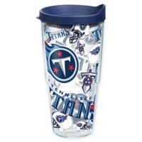 Tervis® NFL Tennessee Titans All Over Wrap 24 oz. Tumbler with Lid