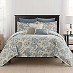 Bridge Street Sonnet Full/Queen Comforter Set in Beige