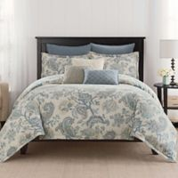 Bridge Street Sonnet King Comforter Set in Beige