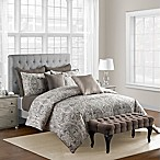 Bridge Street Lexington Full/Queen Comforter Set in Brown