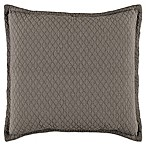 Bridge Street Lexington European Pillow Sham in Brown