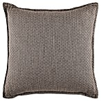 Bridge Street Lexington Square Throw Pillow in Mocha