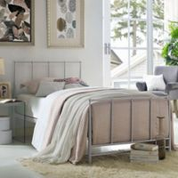 Modway Estate Twin Bed in Grey