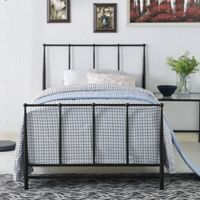 Modway Estate Twin Bed in Brown