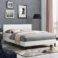 Modway Anya Full Bed in White