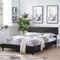 Modway Anya Full Bed in Black
