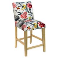 Skyline Furniture Becker Counter Stool in Candid Moment Ebony
