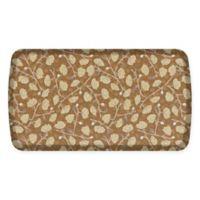 GelPro® Elite Decorator Organic 20-Inch x 36-Inch Kitchen Mat in Autumn Leaf