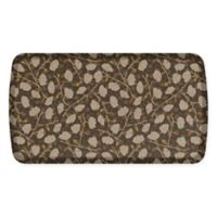 GelPro® Elite Decorator Organic 20-Inch x 36-Inch Kitchen Mat in Acorn