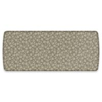 GelPro® Elite Decorator Organic 30-Inch x 72-Inch Kitchen Mat in Mushroom