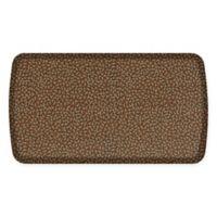 GelPro® Elite Decorator Confetti 20-Inch x 36-Inch Kitchen Mat in Chocolate