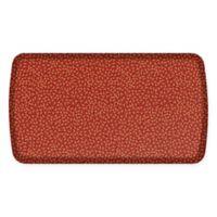 GelPro® Elite Decorator Confetti 20-Inch x 36-Inch Kitchen Mat in Flame