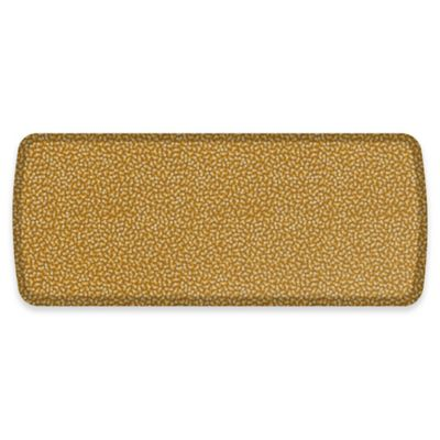 Bon GelPro® Elite Decorator Confetti 20 Inch X 48 Inch Kitchen Mat In Golden
