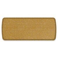 GelPro® Elite Decorator Confetti 20-Inch x 48-Inch Kitchen Mat in Golden Pear