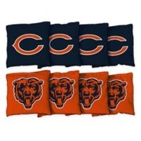 NFL Chicago Bears 16 oz. Duck Cloth Cornhole Bean Bags (Set of 8)