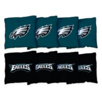 NFL Philadelphia Eagles 16 oz. Duck Cloth Cornhole Bean Bags (Set of 8)