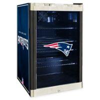 NFL New England Patriots 4.6 cu. ft. Beverage Cooler