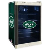 NFL New York Jets 4.6 cu. ft. Beverage Cooler