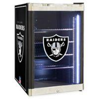 NFL Oakland Raiders 2.5 cu. ft. Beverage Cooler
