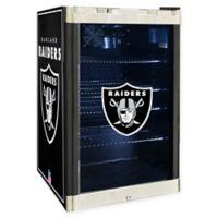 NFL Oakland Raiders 4.6 cu. ft. Beverage Cooler